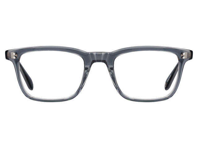 Garrett Leight - Bernard 49 Sea Grey