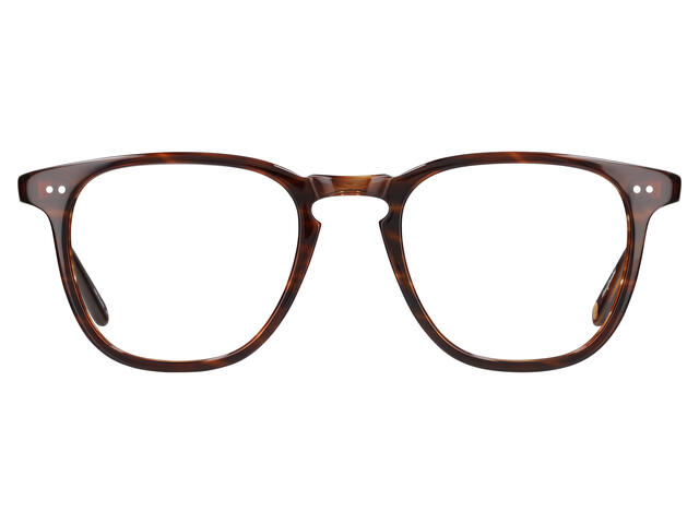 Garrett Leight - Brooks 47 Brandy Tortoise